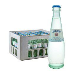 Gerolsteiner Natürliches Mineralwasser Still 24 x 0,25L Glas naturell wasser