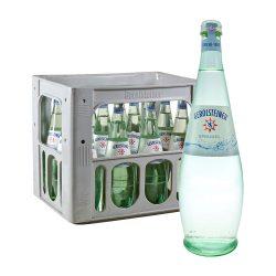 Gerolsteiner Natürliches Mineralwasser Sprudel 12 x 0,75L Glas gastro