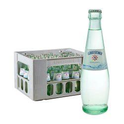 Gerolsteiner Natürliches Mineralwasser Sprudel 24 x 0,25L Glas