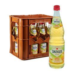 Sinziger Apfelschorle 12 x 0,7L Glas
