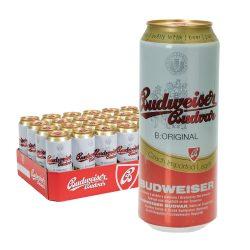 budweiser bier lagerbier dose 24 0,5l