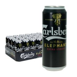 carlsberger extra strong bier dose 24 x 0,5l