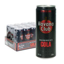 havana club cola dose 12 0,33l