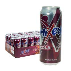 mixery bier + cola + x dose 24 x 0,5l