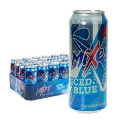 mixery iced blue bier guarana dose 24 x 0,5l