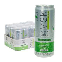 msk moskovskaya vodka lemon dose 12 0,33l