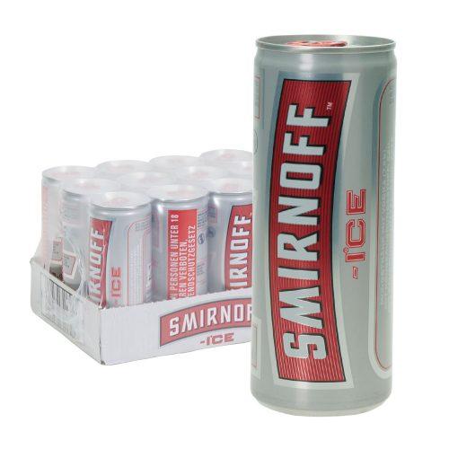 smirnoff ice dose 12 0,33l