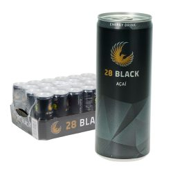 28 Black Acai 24 x 0,25L Dose energy drink