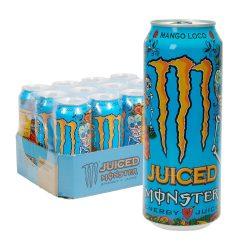 Monster Energy Juice Mango Loco dose 24 0,5l