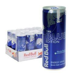 red bull blue edition heidelbeere dose 12 0,25l