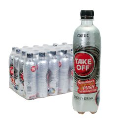 Take Off Energy Drink Classic 24 x 0,5L PET