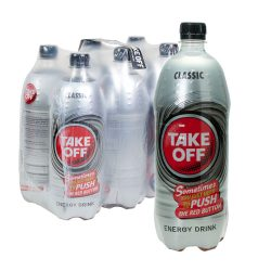 Take Off Energy Drink Classic 6 x 1L PET