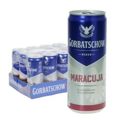 gorbatschow maracuja vodka mix dose 12 0,33l