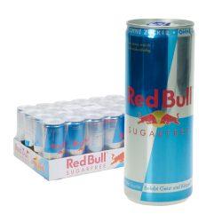 Red Bull Classic Sugarfree 24 x 0,25L Dose