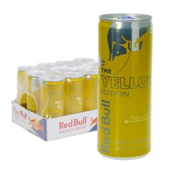 red bull yellow edition tropical dose 12 x 0,25l